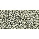 TR-15-714 Metallic - Silver TOHO Seed Beads