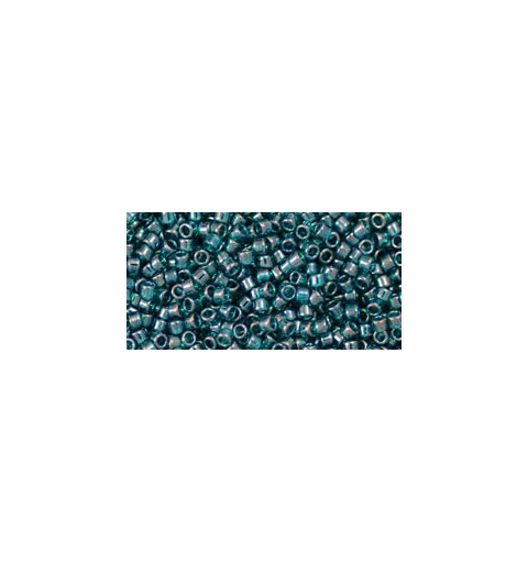TT-01-108BD Trans-Lustered Teal TOHO Treasures Seed Beads