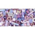 TX-01-3216 Kimono- Lilac Miks TOHO Seemnehelmed