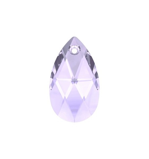 16MM Smoky Mauve (265) Pendants 6106 Pear-shaped SWAROVSKI ELEMENTS