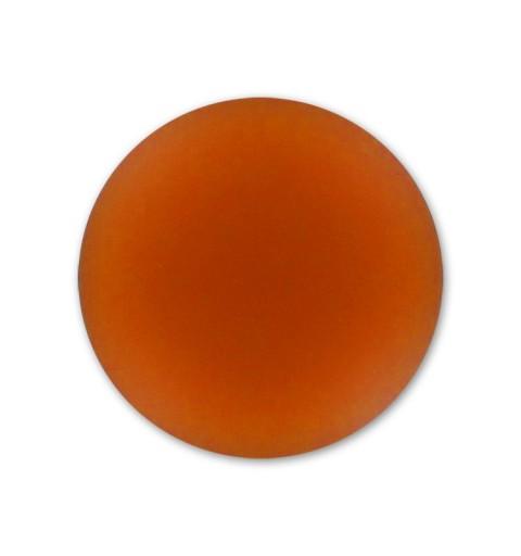 24mm Copper Lunasoft Lucite Round Cabochon