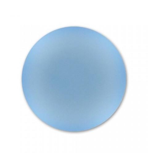 24mm Blue Ciel Lunasoft Lucite Ümmargune Cabochon