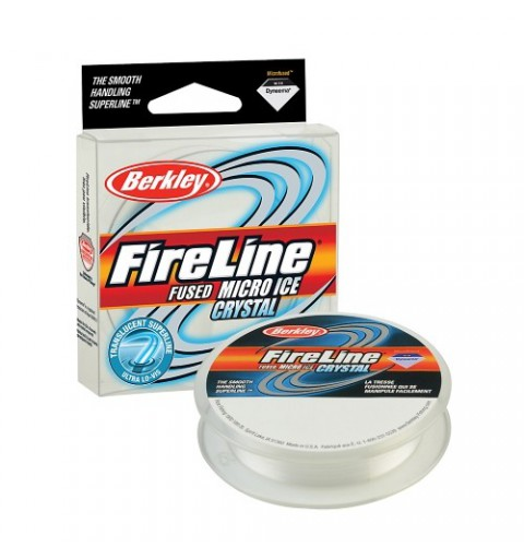 0.15mm/7.9kg FireLine Micro Ice Crystal braided nylon thread 45m