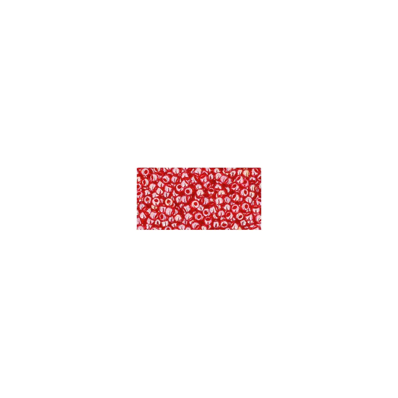 TR-11-109C Trans-Lustered Ruby TOHO Seed Beads