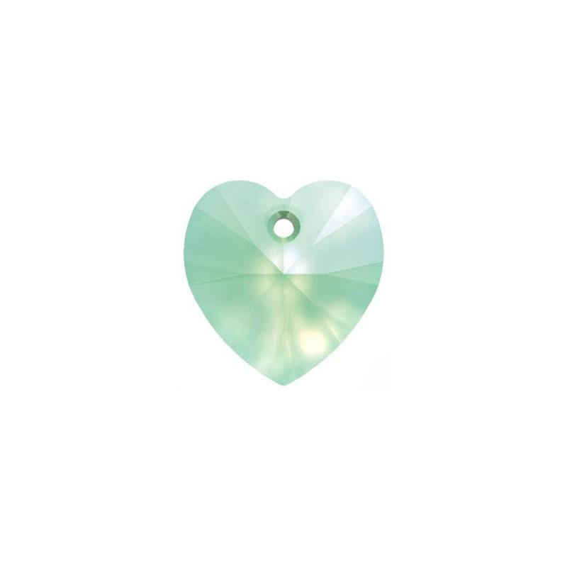 14.4x14MM Chrysolite Opal (294) XILION Süda Ripatsid 6228 SWAROVSKI ELEMENTS