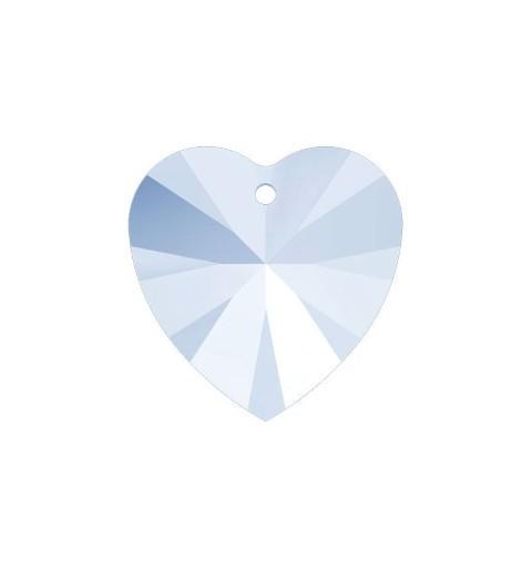 14.4x14MM Air Blue Opal (285) XILION Heart Pendants 6228 SWAROVSKI ELEMENTS