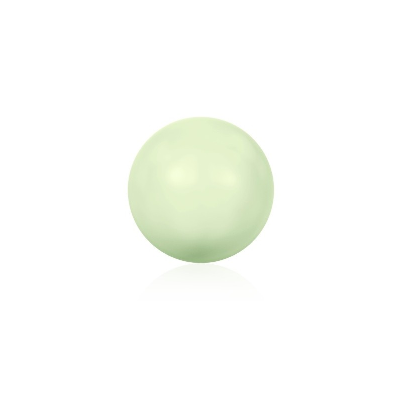 10MM Pastel Green Kristall Ümmargune Pärl (001 967) Suure Avaga 5811 SWAROVSKI ELEMENTS