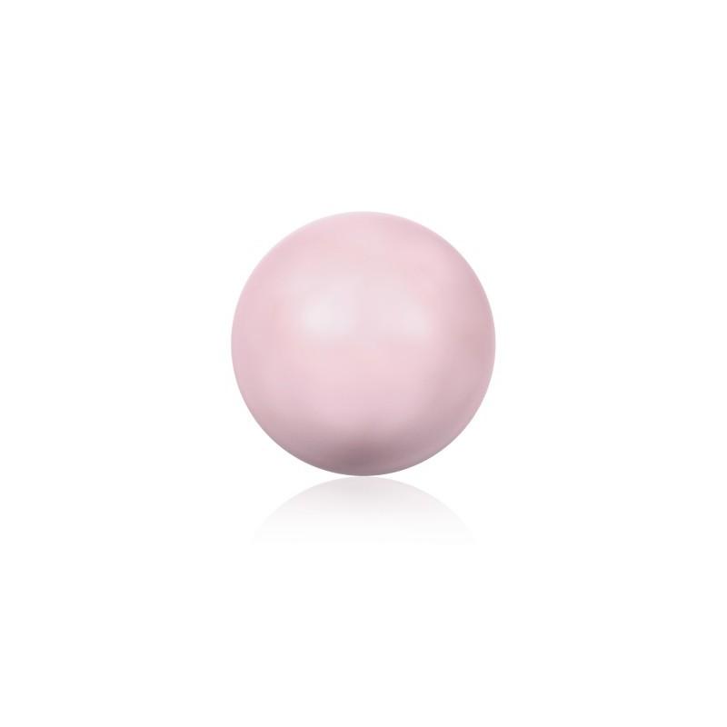 10MM Pastel Rose Kristall Ümmargune Pärl (001 944) Suure Avaga 5811 SWAROVSKI ELEMENTS
