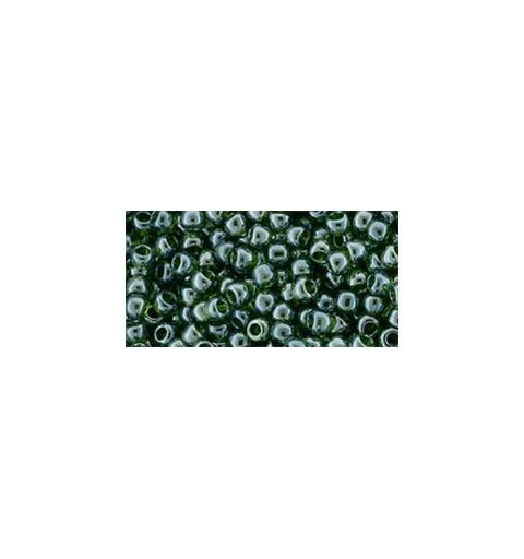 TR-11-119 Trans-Lustered Olivine TOHO Seemnehelmed