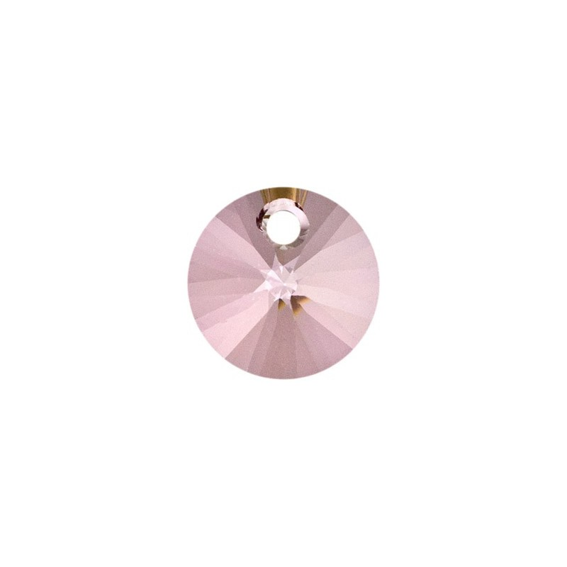 12MM Crystal Antique Pink (001 ANTP) XILION Pendants 6428 SWAROVSKI ELEMENTS