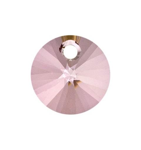 12MM Crystal Antique Pink (001 ANTP) XILION Pendants 6428 SWAROVSKI ELEMENTS