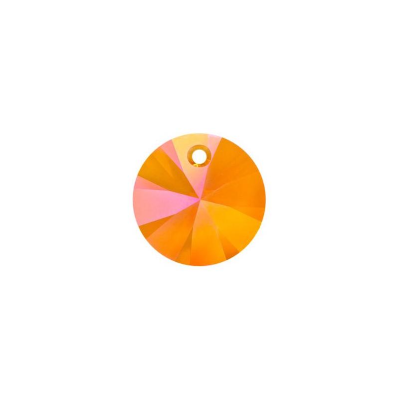 12MM Crystal Astral Pink (001 API) XILION Подвески 6428 SWAROVSKI ELEMENTS