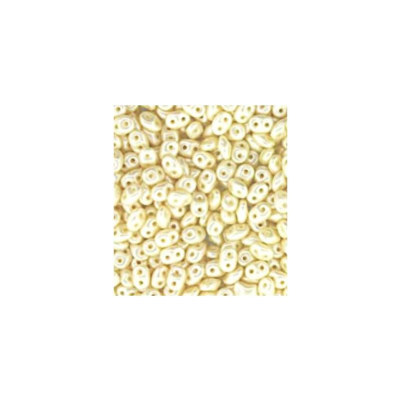 Twin-2RH-25039 Pastel Vanilla PRECIOSA-ORNELA Бисер