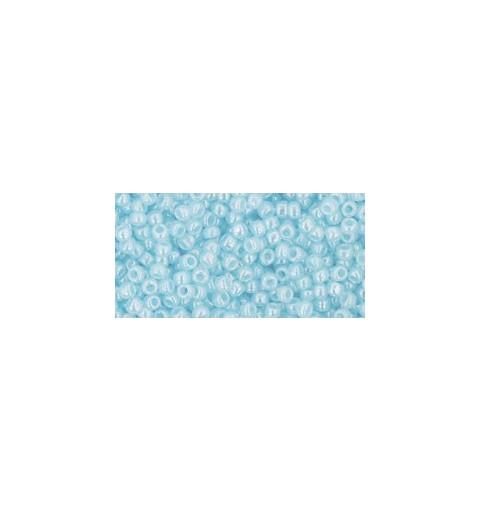 TR-11-143 Ceylon Aqua TOHO Seed Beads