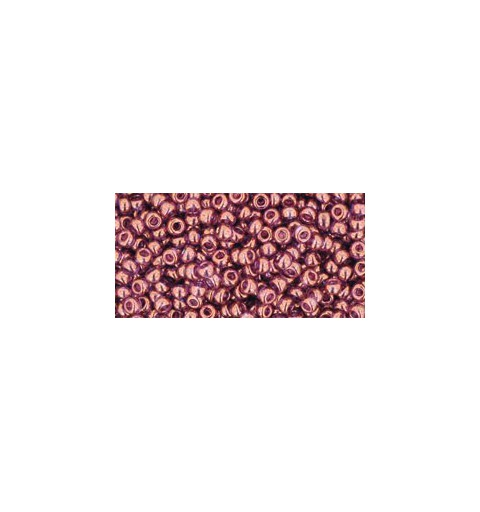 TR-11-202 Gold-Lustered Lilac TOHO Seed Beads