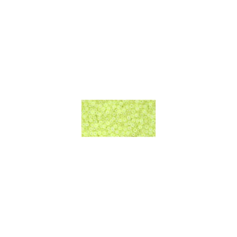 TR-11-833 Ceylon Neon Yellow TOHO Seed Beads