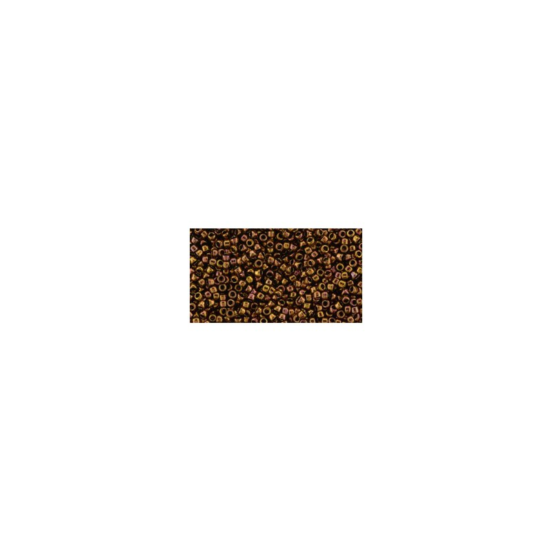 TR-15-224 Olympic Bronze TOHO Seed Beads
