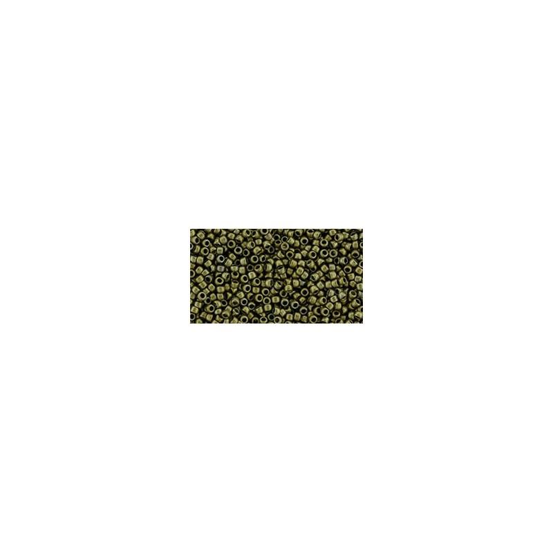 TR-15-225 Bronze Antique Gold TOHO Seed Beads