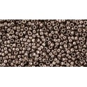TR-15-556 Galvanized Mauve TOHO Seed Beads