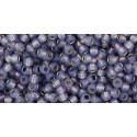 TR-11-2124 Silver-Lined Milky Lavender TOHO Seemnehelmed