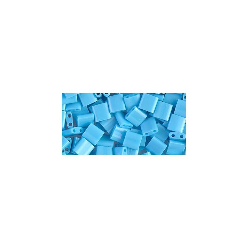TL-413 Opaque Turquoise Blue Miyuki Tila БИСЕР