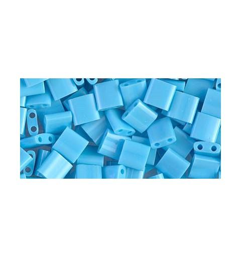 TL-413 Opaque Turquoise Blue Miyuki Tila HELMED