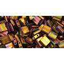 TL-462 Metallic Gold Iris Miyuki Tila SEED BEADS