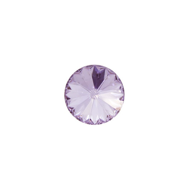 14MM Violet F (371) 1122 Rivoli Chaton SWAROVSKI ELEMENTS