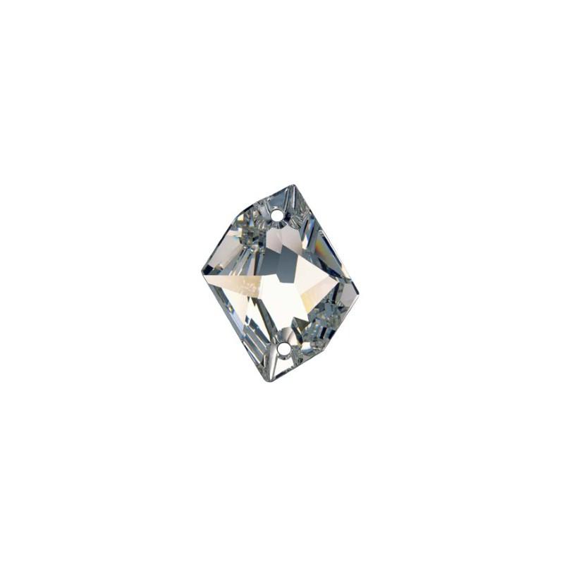 20x16MM Crystal F (001) 3265 Cosmic SWAROVSKI ELEMENTS