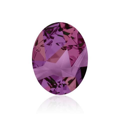 29x22.5mm Crystal Volcano F (001 VOL) Kaputt Oval Fancy Stone 4921 Swarovski Elements