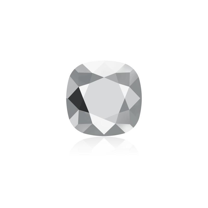 10mm 4470 Crystal Light Chrome F (001 LTCH) Подушкообразный Квадратный Кристалл для украшений Swarovski Elements
