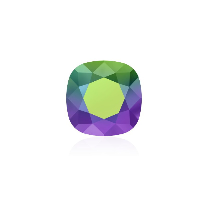 10mm 4470 Crystal Scarabaeus Green F (001 SCGR) Padjakujuline Ruudune Ehte Kristall Swarovski Elements