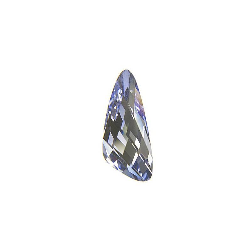 23x10mm Provence Lavender F (283) Wing Fancy Stone 4790 Swarovski Elements