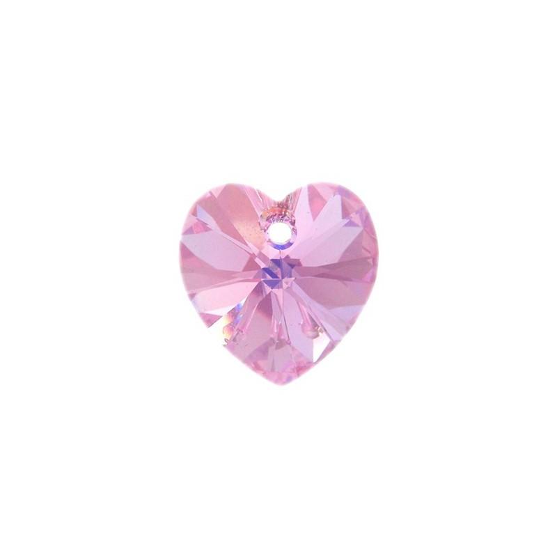 10.3x10MM Emerald (205) XILION Сердце Подвески 6228 SWAROVSKI ELEMENTS
