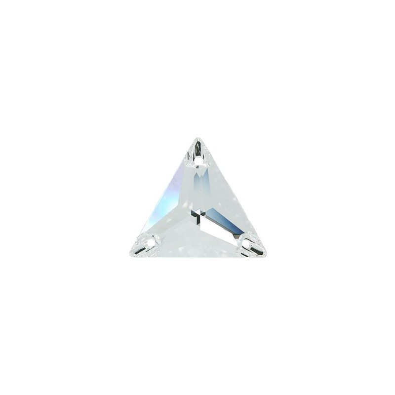 16MM CRYSTAL F (001) 3270 Triangle SWAROVSKI ELEMENTS