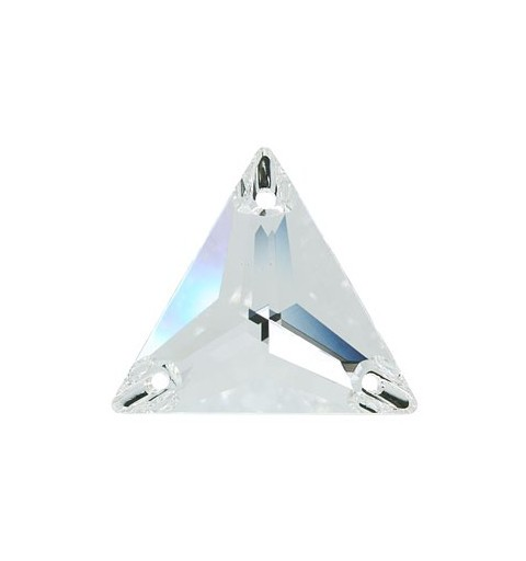 22MM CRYSTAL F (001) 3270 Triangle SWAROVSKI ELEMENTS