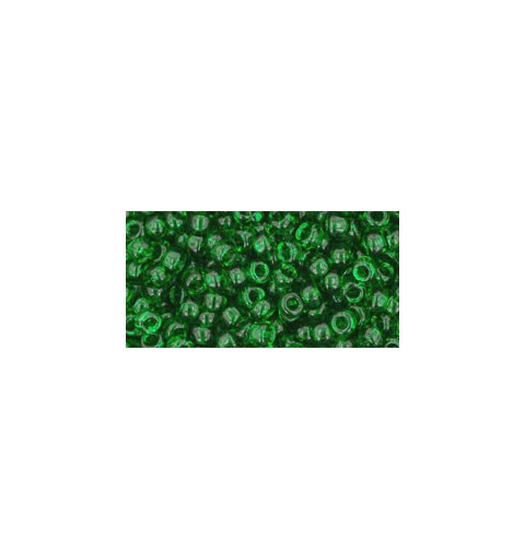TR-08-7B Transparent Grass Green TOHO SEED BEADS