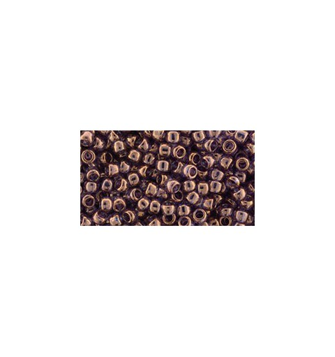 TR-08-202 Gold-Luster Lilac TOHO SEED BEADS