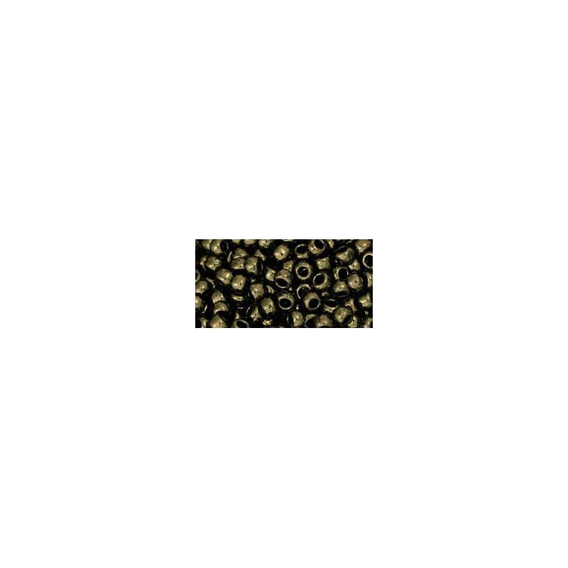 TR-08-422 Gold-Lustered Dark Chocolate Bronze TOHO БИСЕР