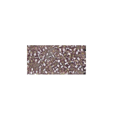 TT-01-26 Silver-Lined Light Amethyst TOHO Treasures Seed Beads