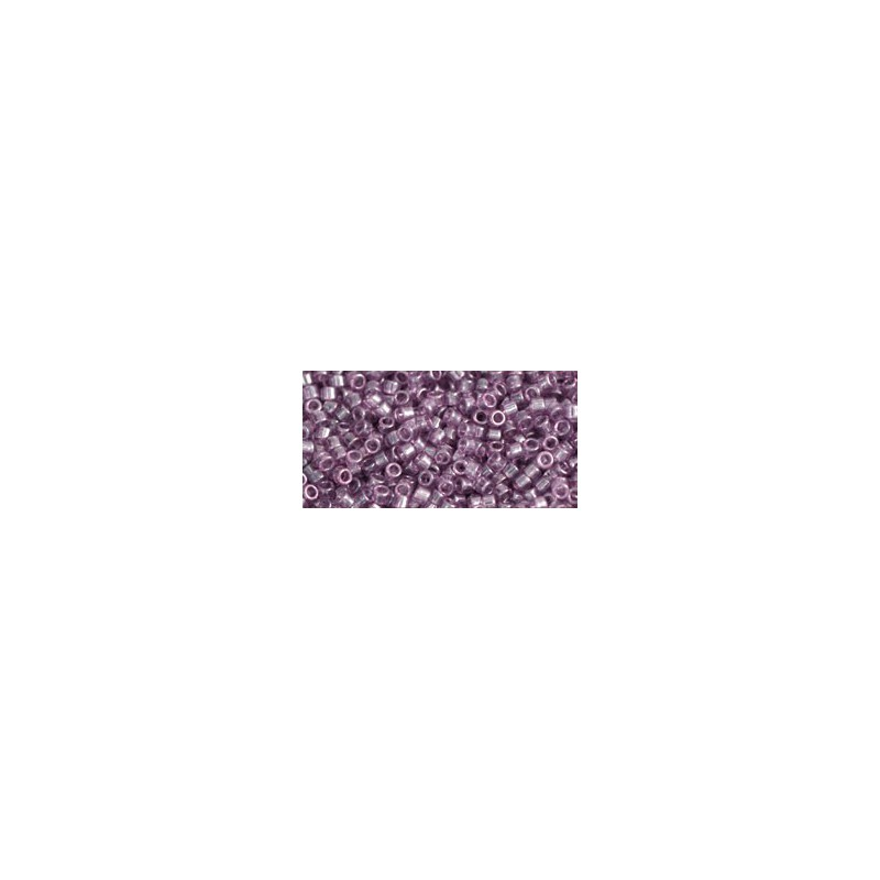 TT-01-110 Trans-Lustered Light Amethyst TOHO Treasures Seed Beads