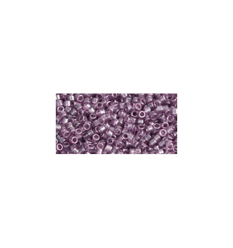 TT-01-110 Trans-Lustered Light Amethyst ТОХО Трэжерс Бисер