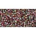 TT-01-115 Trans-Lustered Amethyst TOHO Treasures Seemnehelmed