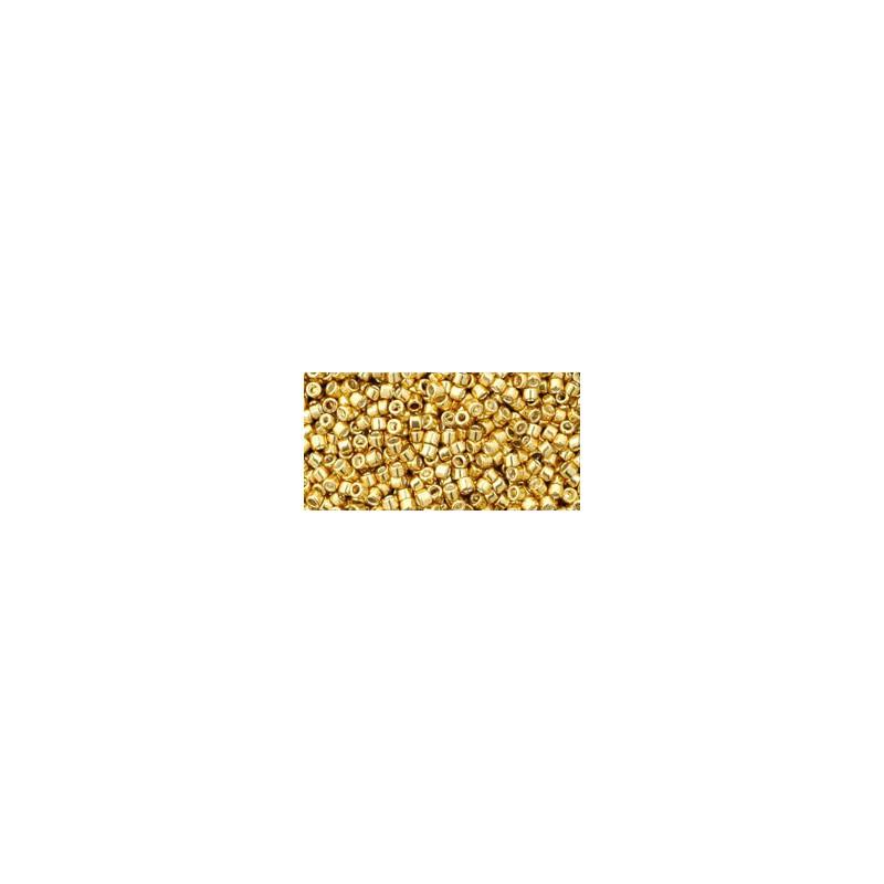 TT-01-551 Galvanized Rose Gold TOHO Treasures Seemnehelmed