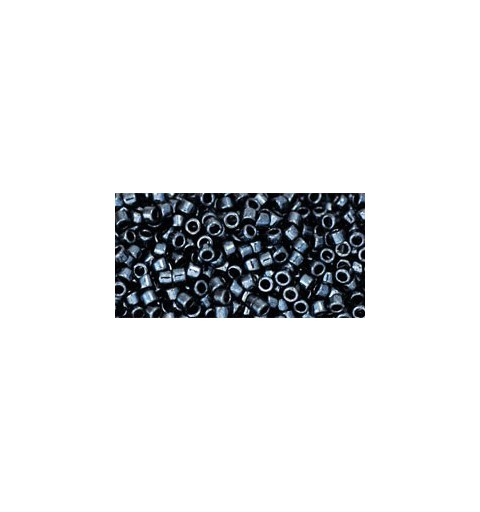 TT-11-81 Metallic Hematite TOHO Treasures Seemnehelmed