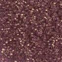 DBC-0029 Metallic Purple Gold Iris Miyuki DELICA Hex Cut 11/0 Seed Beads