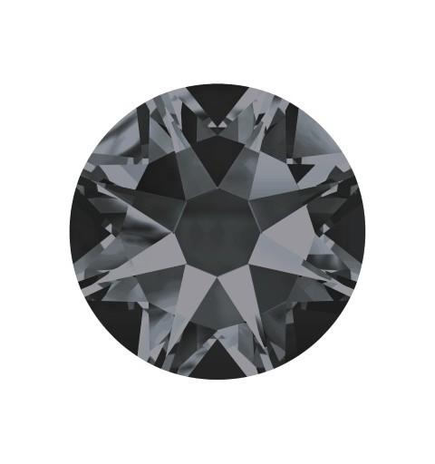 2088 SS16 Crystal Silver Night F (001 SINI) XIRIUS Rose SWAROVSKI ELEMENTS