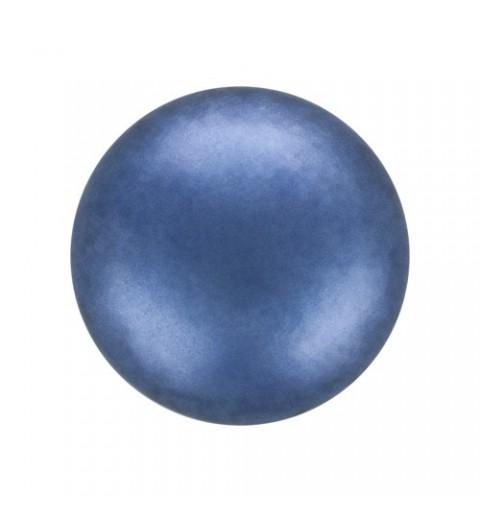 10MM Blue (73300) Nacre Pearl round Preciosa