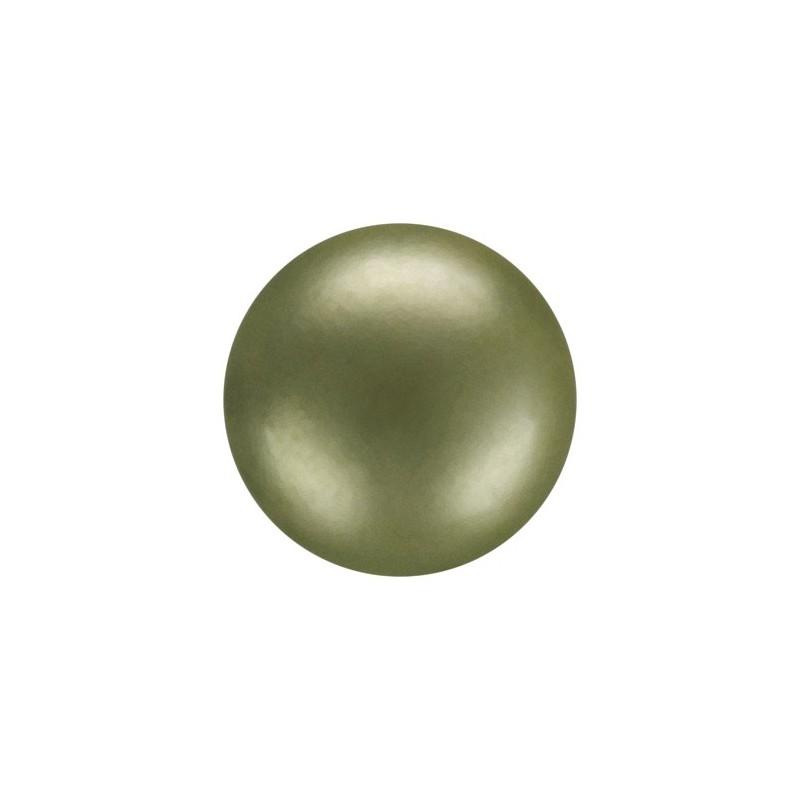 6MM Dark Copper (78900) Pärlmutter Ümmargune Pärl Preciosa