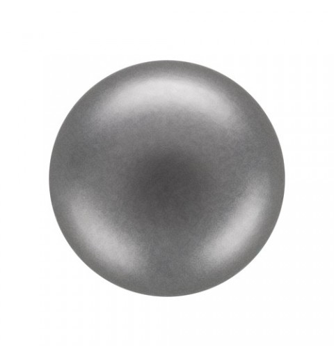 4MM Dark Grey (74500) Nacre Pearl round Preciosa